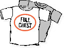 Full Chest White